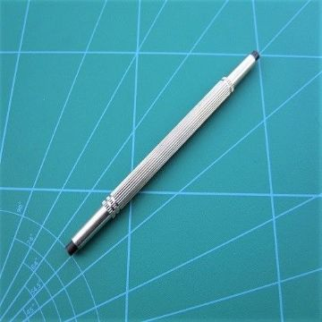 Watch Hand Press Double Ended Fibre Tips  0.5mm and 1.00mm